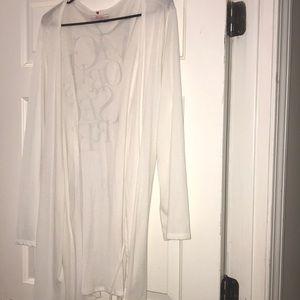 Victoria's Secret Cabana Robe